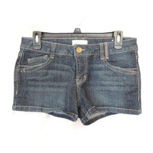 JOLT Womens  Denim Jean Jeans Shorts size 9